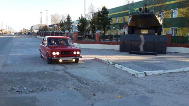 Лада 2106, 1981 год, 45 000 руб.