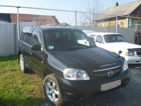 Mazda Tribute, 2005 год, 410 000 руб.