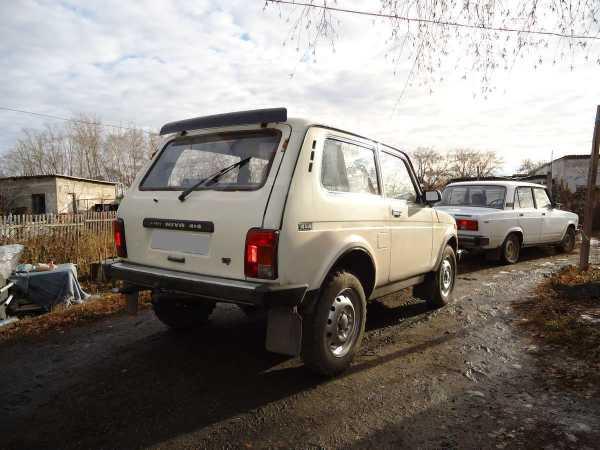 Лада 4x4 2121 Нива, 2000 год, 99 000 руб.