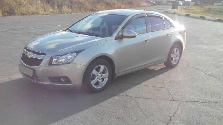 Chevrolet Cruze, 2011 год, 570 000 руб.