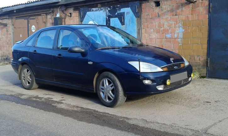Ford Focus, 2000 год, 200 000 руб.