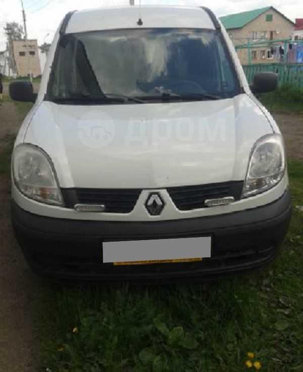Renault Kangoo, 2007 год, 265 000 руб.