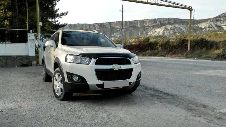 Chevrolet Captiva, 2012 год, 1 050 000 руб.