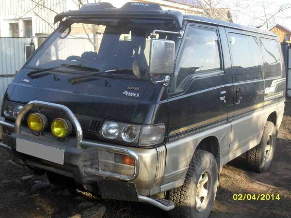 Mitsubishi Delica, 1990 год, 250 000 руб.