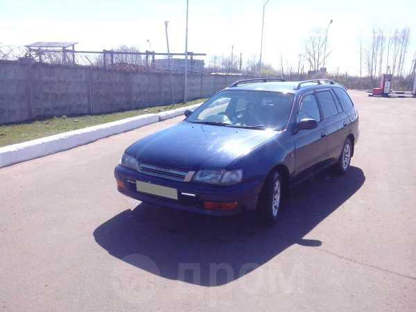 Toyota Caldina, 1997 год, 125 000 руб.