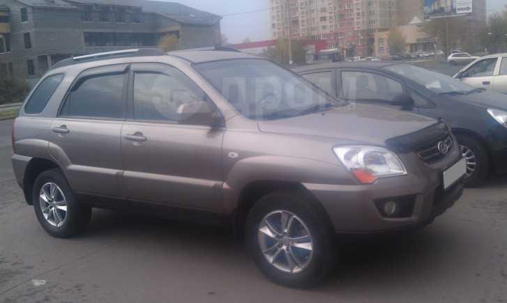 Kia Sportage, 2010 год, 550 000 руб.