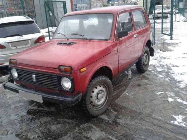 Лада 4x4 2121 Нива, 1987 год, 49 000 руб.