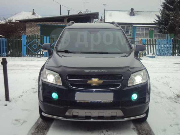 Chevrolet Captiva, 2007 год, 599 000 руб.
