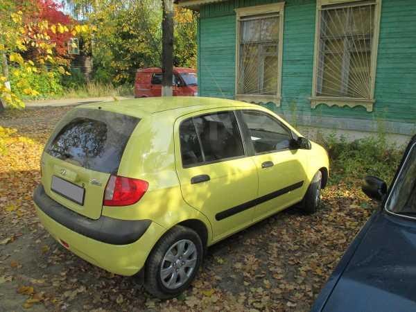 Hyundai Getz, 2005 год, 225 000 руб.