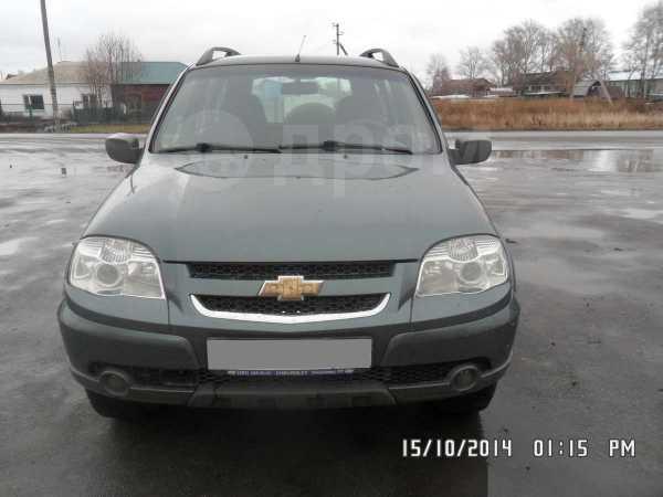 Chevrolet Niva, 2009 год, 315 000 руб.