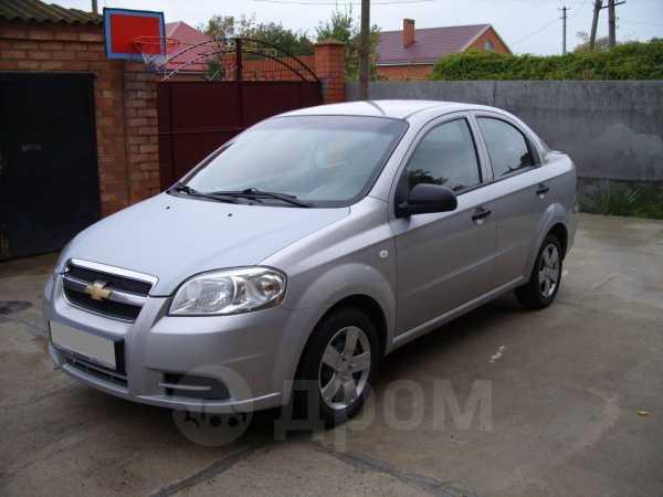 Chevrolet Aveo, 2009 год, 305 000 руб.