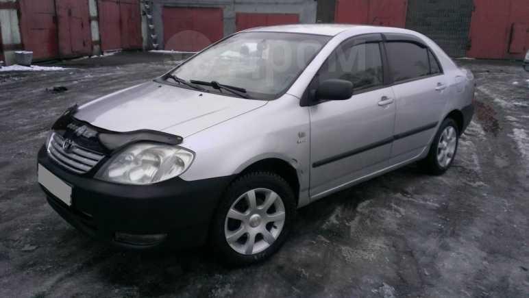 Toyota Corolla, 2003 год, 195 000 руб.