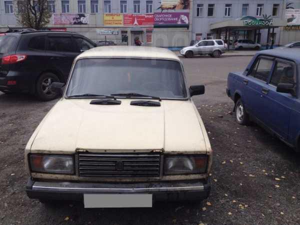 Лада 2107, 1997 год, 16 000 руб.