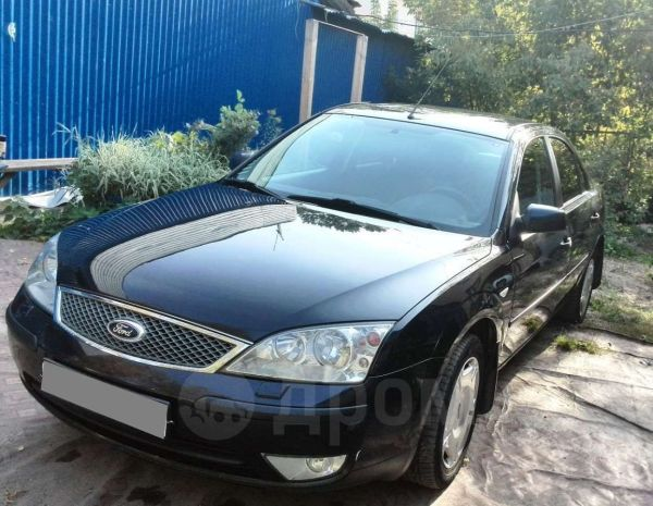 Ford Mondeo, 2005 год, 319 000 руб.