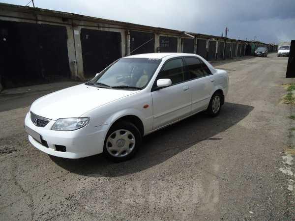 Mazda Familia, 2002 год, 210 070 руб.