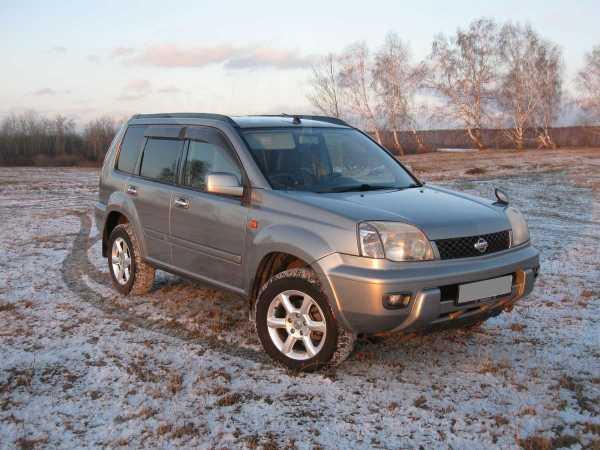Nissan X-Trail, 2002 год, 399 999 руб.