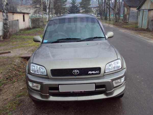 Toyota RAV4, 1999 год, 300 000 руб.