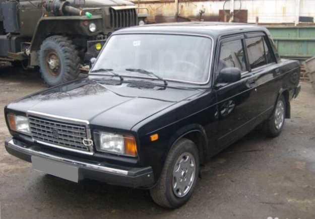 Лада 2107, 2010 год, 120 000 руб.