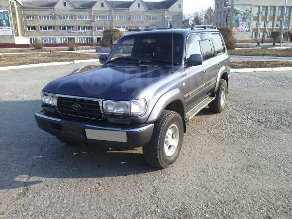 Toyota Land Cruiser, 1993 год, 700 000 руб.