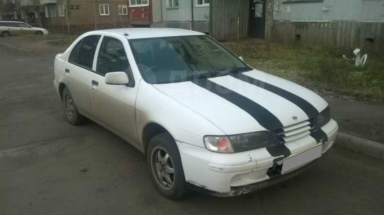Nissan Pulsar, 1998 год, 160 000 руб.