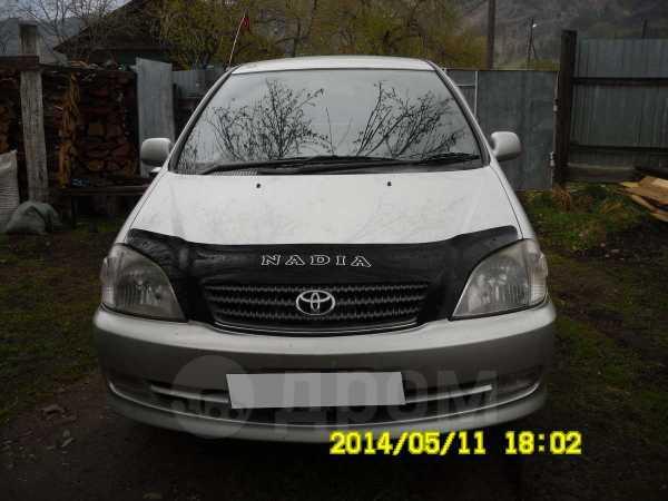 Toyota Nadia, 2002 год, 420 000 руб.