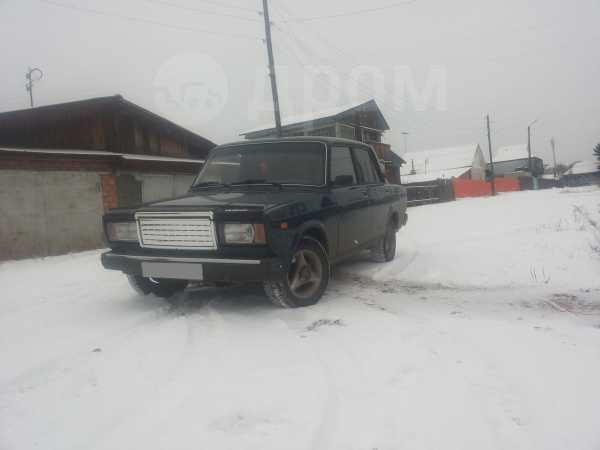 Лада 2107, 1998 год, 75 000 руб.