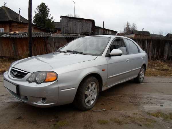 Kia Shuma, 2002 год, 157 000 руб.