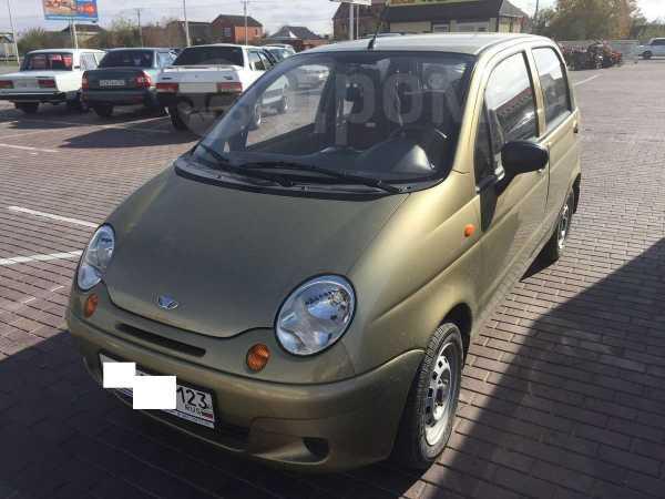 Daewoo Matiz, 2008 год, 200 000 руб.