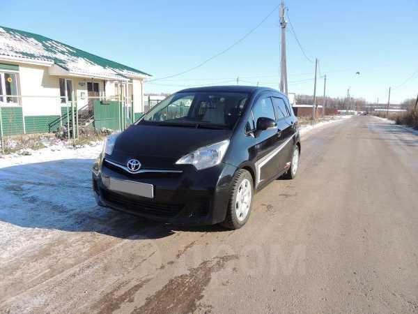 Toyota Ractis, 2011 год, 410 000 руб.