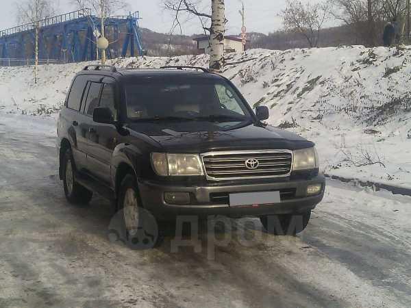Toyota Land Cruiser, 2004 год, 1 074 000 руб.