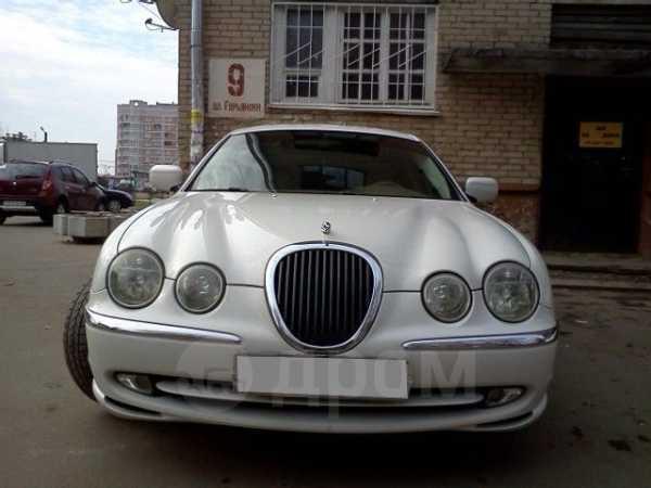 Jaguar S-type, 2001 год, 385 500 руб.