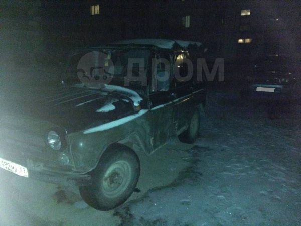 УАЗ 3151, 1996 год, 105 000 руб.