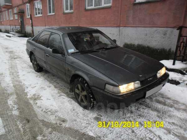 Mazda 626, 1988 год, 70 000 руб.