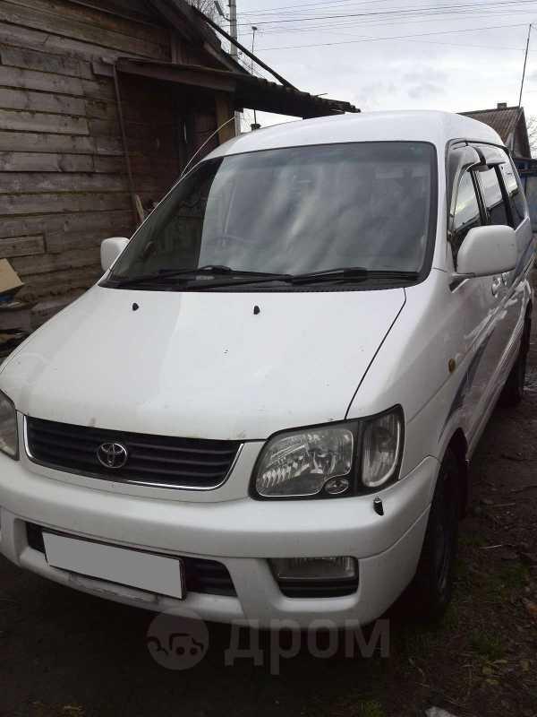 Toyota Lite Ace Noah, 1999 год, 280 000 руб.