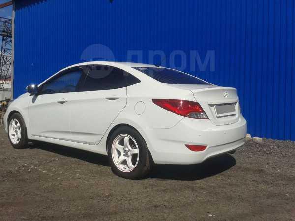 Hyundai Solaris, 2013 год, 585 000 руб.