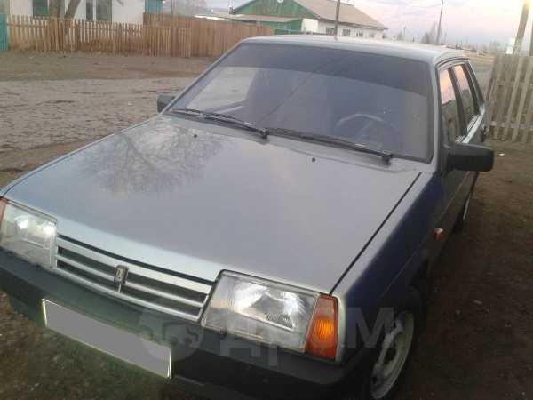 Лада 21099, 1995 год, 93 000 руб.