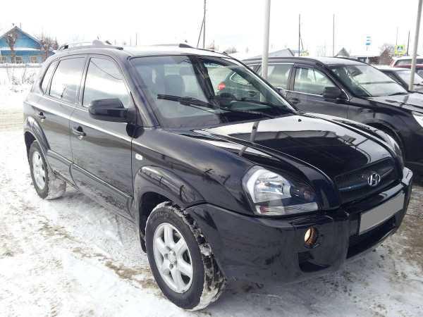 Hyundai Tucson, 2005 год, 485 000 руб.