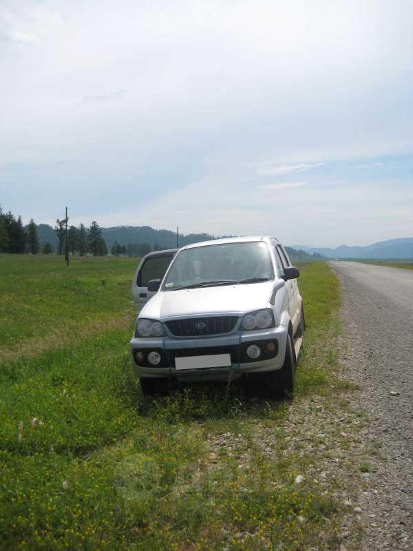 Daihatsu Terios, 2001 год, 320 000 руб.