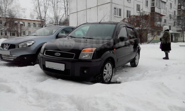 Ford Fusion, 2007 год, 350 000 руб.