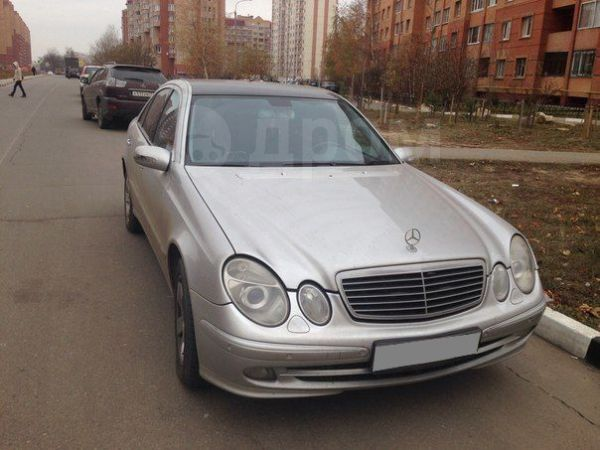 Mercedes-Benz E-Class, 2005 год, 360 000 руб.