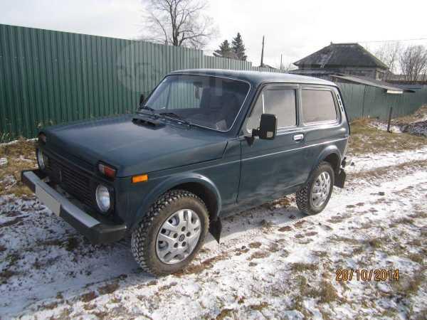 Лада 4x4 2121 Нива, 1996 год, 93 000 руб.