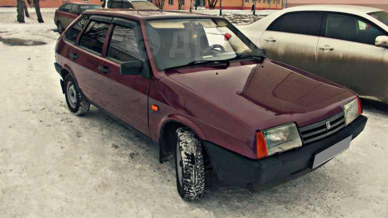 Лада 2109, 2001 год, 95 000 руб.