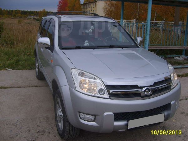 Great Wall Hover, 2009 год, 465 000 руб.