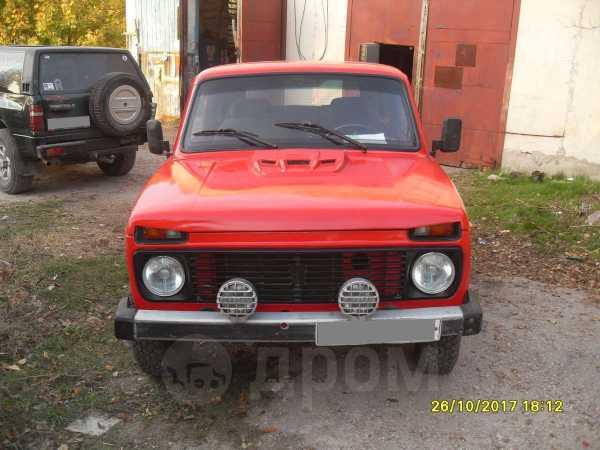 Лада 4x4 2121 Нива, 1983 год, 140 000 руб.