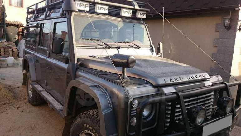 Land Rover Defender, 2007 год, 1 100 000 руб.