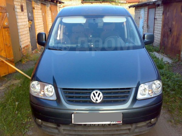 Volkswagen Caddy, 2009 год, 465 000 руб.
