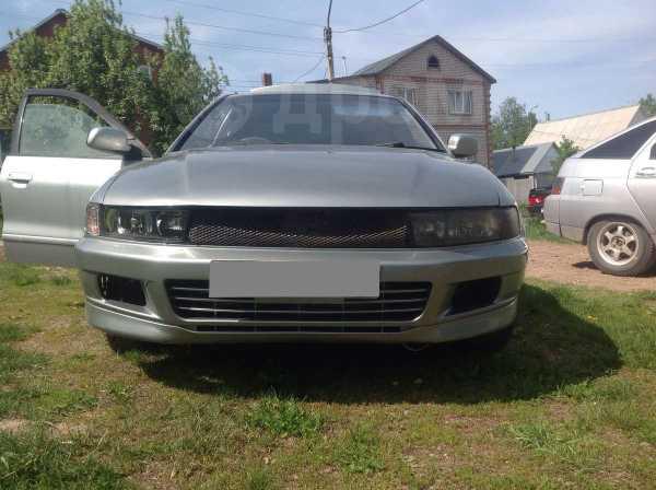 Mitsubishi Galant, 1999 год, 140 000 руб.