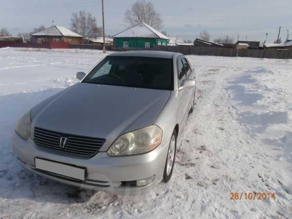 Toyota Mark II, 2001 год, 379 000 руб.