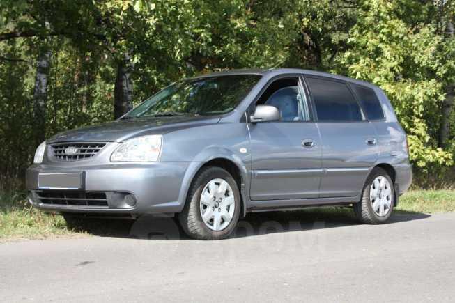 Kia Carens, 2003 год, 370 000 руб.