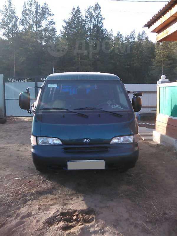 Hyundai Grace, 1995 год, 140 000 руб.
